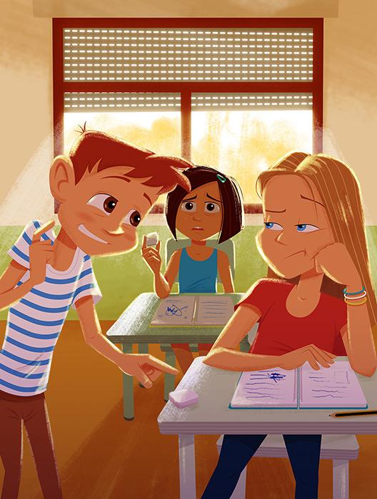 Cúntame un Cuentu – Amores Escolares